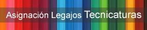 Asignaci�n Legajos Tecnicaturas 2015